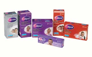 Calpol products